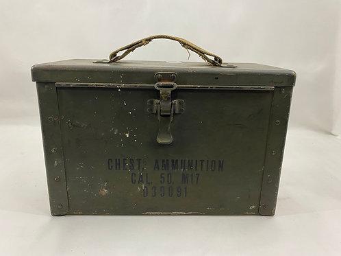 WWII Ammunition Chest Cal 50 M17 D39091