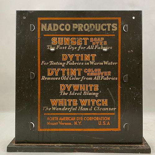 NADCO Product Dye Display