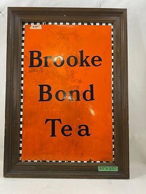Brooke Bond Tea Sign