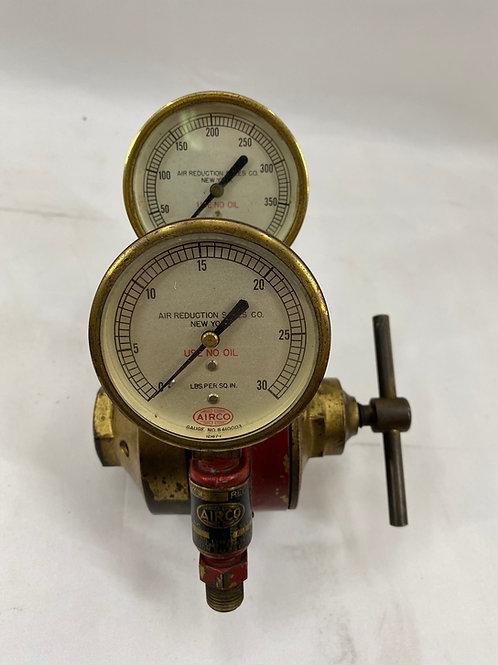 Airco Brass Gauge