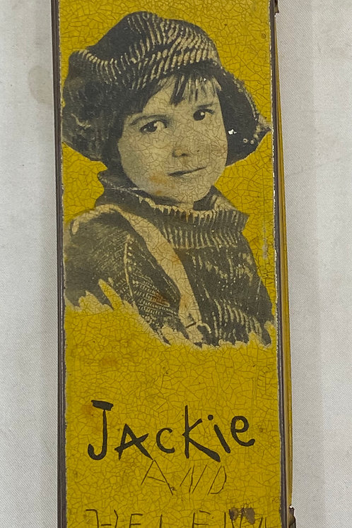 Vintage Jackie Pencil Box