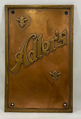 Adler's Sign
