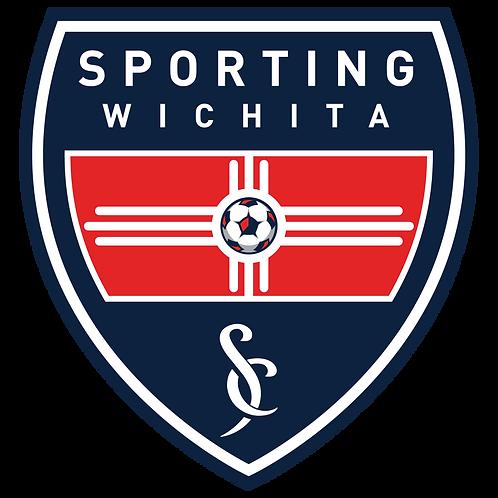 Sporting Wichita Car Decals