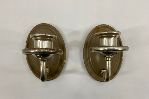 Wall Sconce Pair