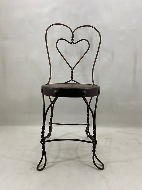 Child's Ice Cream Parlor Chair