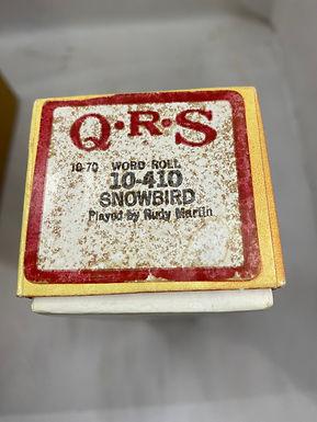 Piano Roll Snowbird 10-410