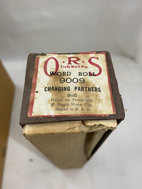 Piano Roll Changing Partners 9009