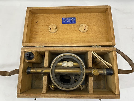 Bostrom Surveying Instruments Model 4