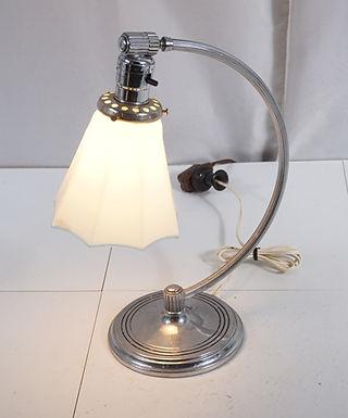 1940s Art Deco Table Lamp