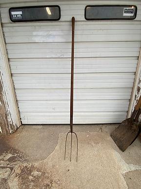 Vintage Pitch Fork