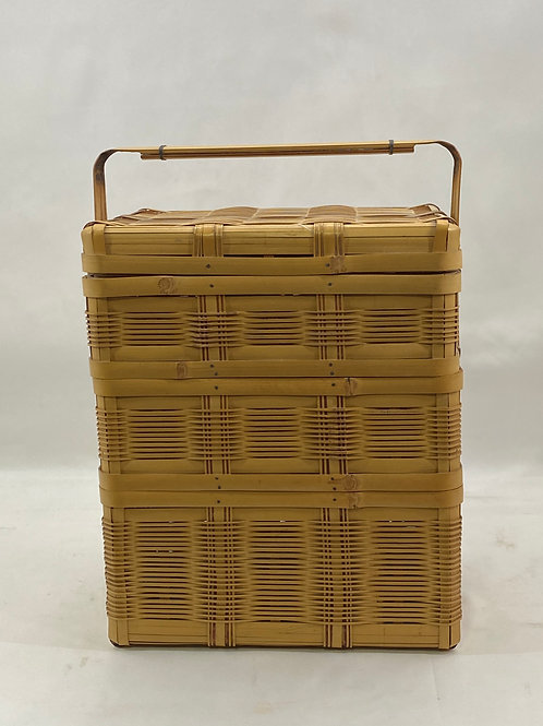 Stacking Baskets with Handle