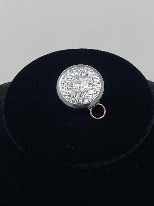 Vintage Rare Ketcham McDougall Key/Watch Fob Pull Chain Brooch