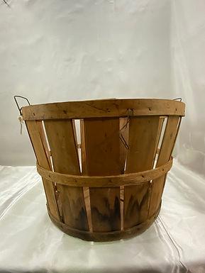 Vintage Apple Bushel Basket