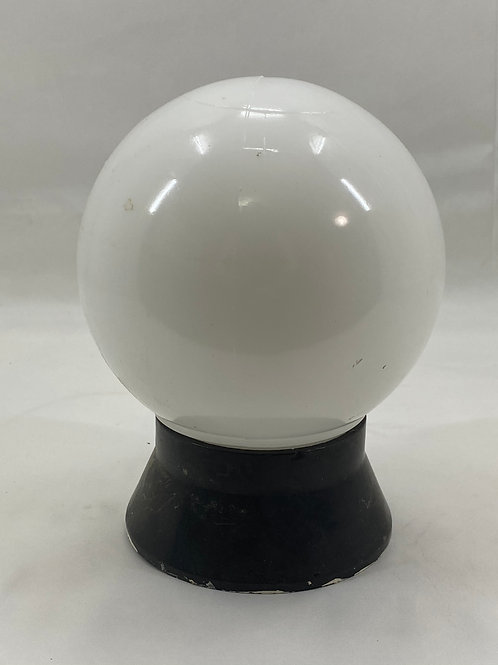 Flush Mount Globe Light Fixture