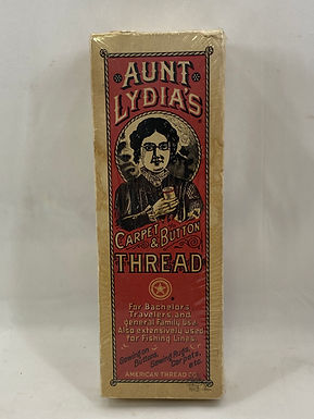 Aunt Lydia's Carpet & Button Thread