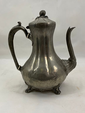 Aluminum Tea Pot
