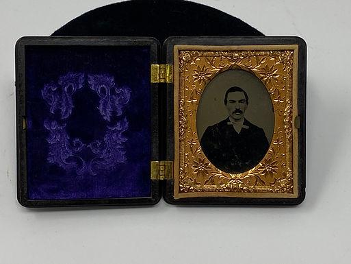 1800s Daguerreotype Portrait