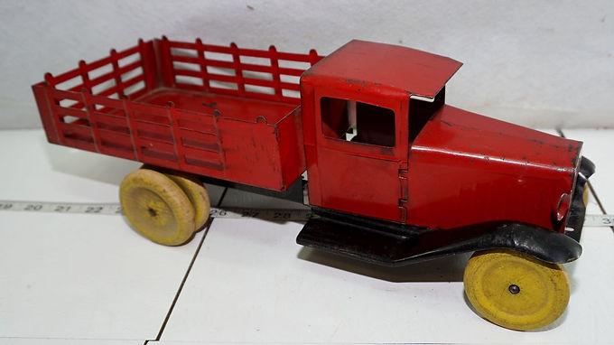 1920s Tin Toy Truck
