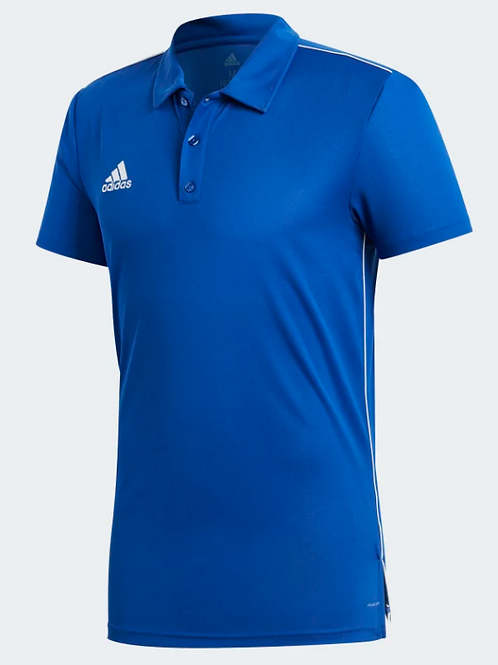Bold Blue Core 18 Climalite Polo Shirt