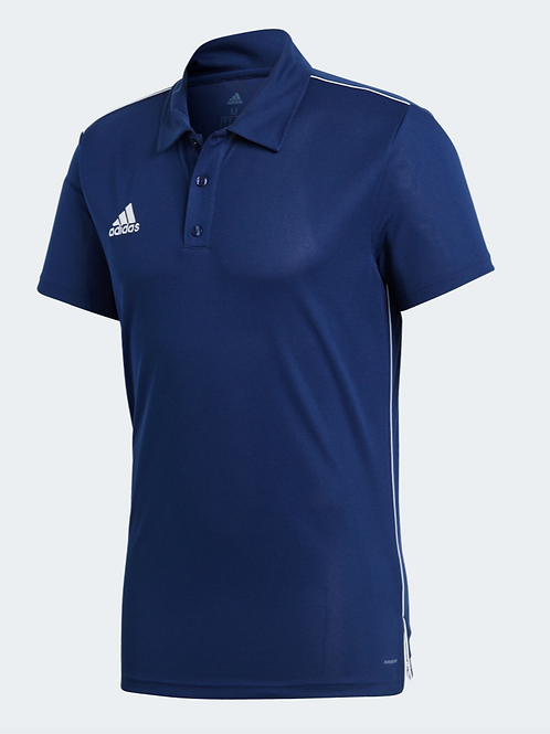 Dark Blue Core 18 Climalite Polo Shirt