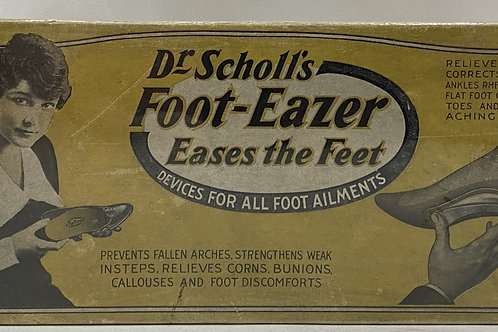 Vintage Dr Scholl's Foot-Eazer