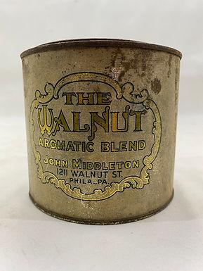 The Walnut Aromatic Blend Tin