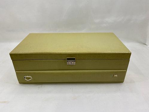Vinyl Jewelry Box