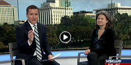 DMF President Amanda Haddock Interview on KSCW33