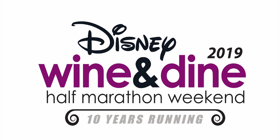 2019 Disney Wine & Dine Half Marathon Weekend