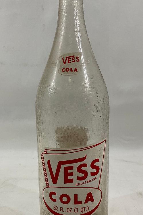 Vess Cola Bottle 32oz