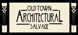 Old Town Architectural Salvage Logo
