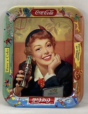 1960s Coca-Cola Tray