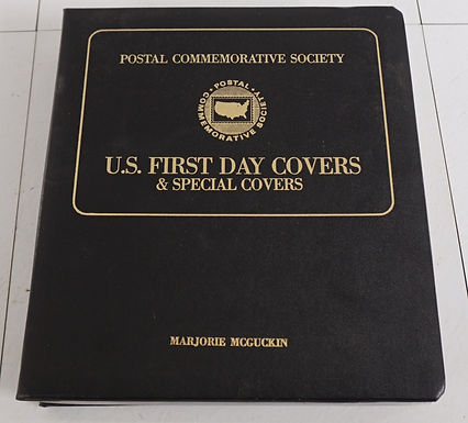 1980s U S First Day Covers And Special Covers - Postal Comme