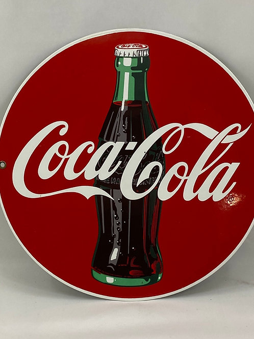 1990s Coca-Cola Sign