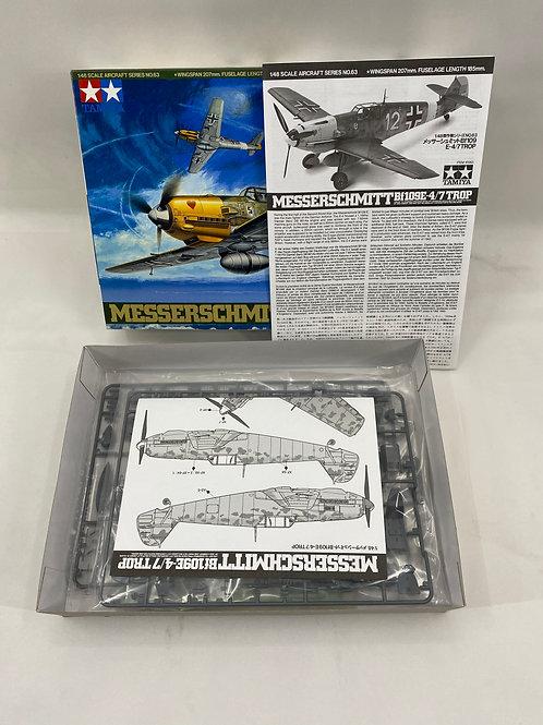Messerschmitt Bf109E-4/7 TROP Model