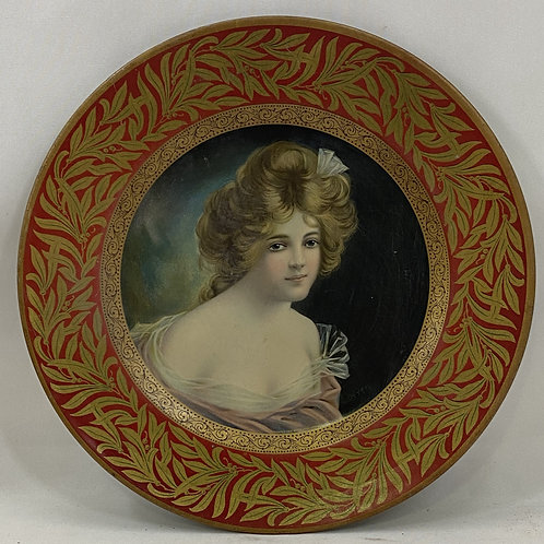 Early 1900s Harry I Neaman Tin Plate