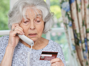 Seniors Warned of Phone and Internet Scams during the Pandemic Holiday Season