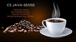 Java-Sense Coffee with Benefits! Fat Metabolizing - Muscle Building- Mood Enhancing Coffee!