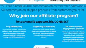 Mailbox Power Affiliate Opportunity