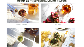 Spices and loose leaf teas from around the world!