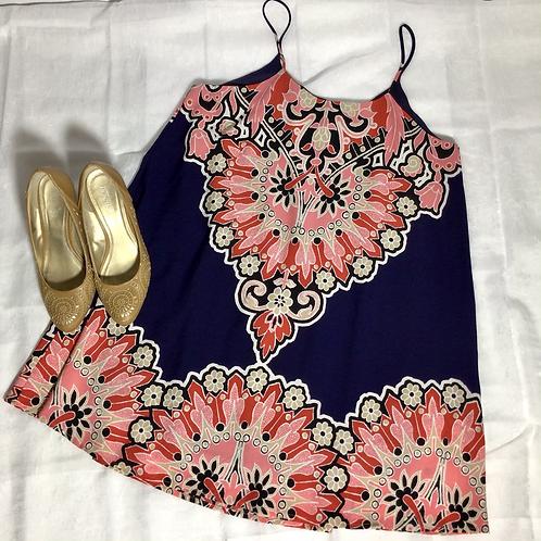 Peach Love California Spaghetti Strap Dress
