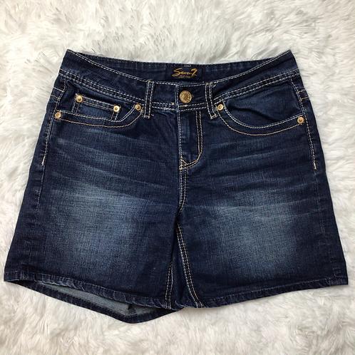 Seven7 Women's Denim Jean Shorts