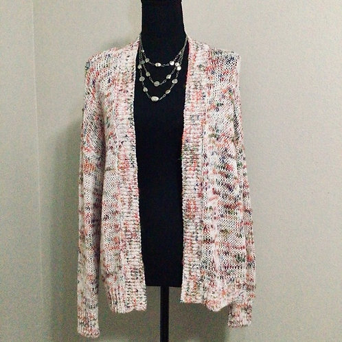 Loft Cardigan Open Front Size Small
