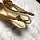 Thumbnail: Cole Haan Women's Slingback Pumps Suede Sz 7.5