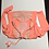 Thumbnail: Lululemon Long Sleeve 1/2 Zip Base Layer Tassel