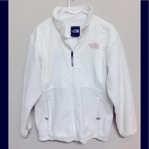 The North Face Denali Jacket White Girls