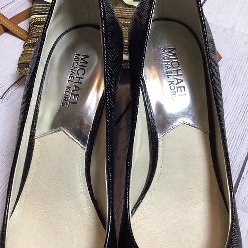 "Michael Kors 3.5"" Heels Black"