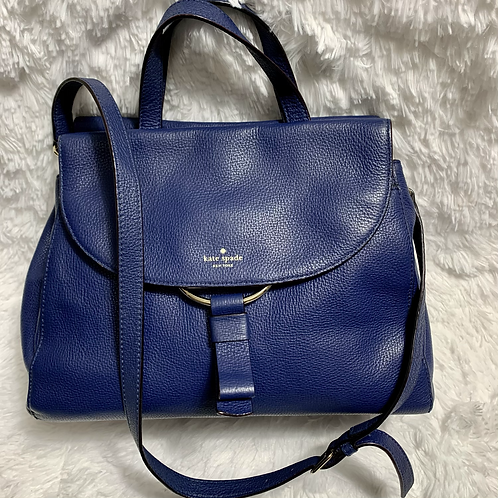 Kate Spade Authentic Shoulder Bag Blue