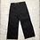 Thumbnail: Umgee Culotte High Rise Wide Leg Cropped Women's Jeans Sz 26