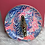 Thumbnail: Lilly Pulitzer Ring Holder Kaleidoscope Coral